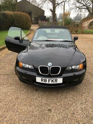 BMW Z3 1.8 Automatic - Manual Roof