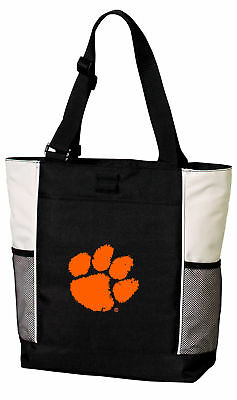 f905d85745 Clemson Tigers Tote Bag A TOP Clemson University GIFT! LOADED w  FEATURES!