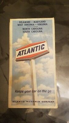 3 Old Advertising Maps