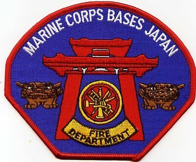 Marine Corps Bases In Japan Fire Dep Bomberos