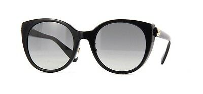 86bf8677444  new Authentic Gucci Gg0369S 001 Black Frame