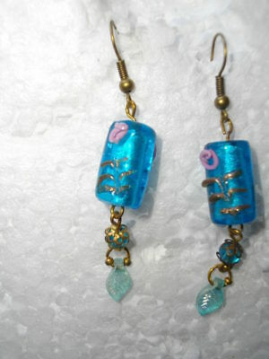 Boucles d'Oreilles- Earrings/Ohrringe/Orecchini/Pendientes/Oorbel  NEW-NEUF   67