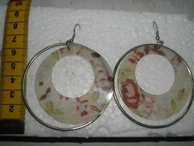 Boucles d'Oreilles- Earrings/Ohrringe/Orecchini/Pendientes/Oorbel  NEW- NEUF  26