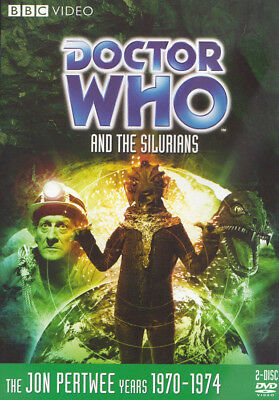 Doctor Who - Doctor Who and The Silurians (Jon New DVD