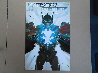 The Transformers Primacy. Issue #1 Subscription Cover, Near Mint
