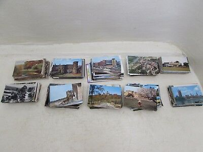 Collection Of 1000 Vintage & Modern Postcards Unused & used With Stamps Lot 2