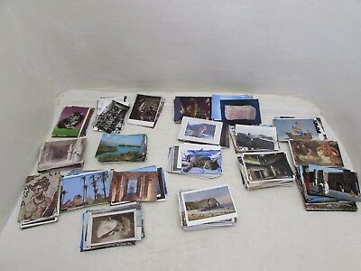 Collection Of 840+ Vintage & Modern Postcards Unused & used With Stamps Lot 6