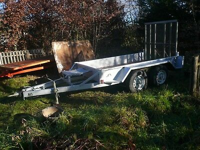 Indespension Plant Trailer Sold in Very Good Condition Must be Seen