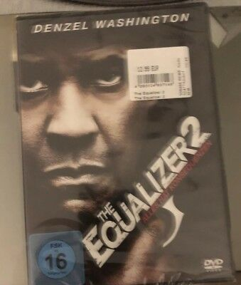 The Equalizer 2 - DVD 2018 -  Neu