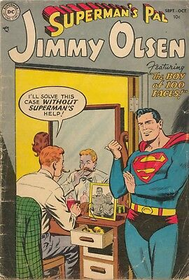 Superman's Pal Jimmy Olsen Digital Comics Collection On Dvd