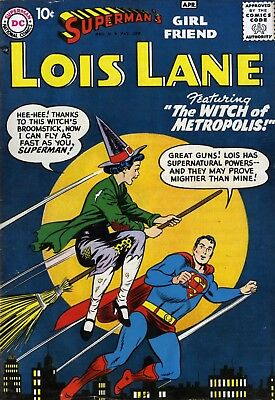 Superman's Girlfriend Lois Lane Digital Comics Collection On Dvd