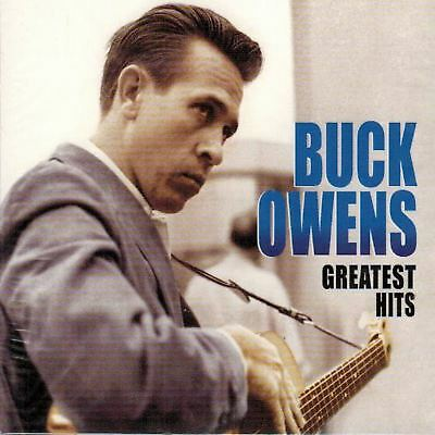 Buck Owens Greatest Hits by Buck Owens (CD) - BRAND NEW