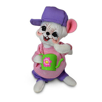Annalee Dolls 6in 2015 Halloween Trickster TP Mouse Plush New with Tags
