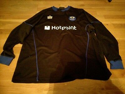 Peterborough United Long Sleeved 2004-05 Away Shirt
