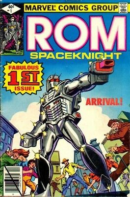 Rom Spaceknight Volume 1 Complete Digital Comics Collection On Dvd