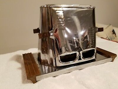 Sun-Chief Vintage Art Deco Toaster Series 680