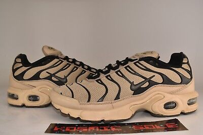 Nike Air Max Plus Desert Sand Style # 655020-201 Size 6.5Y