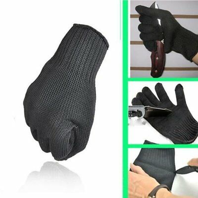 1 Pair Cut Resistant Anti-Cut Work Gloves Safety Kitchen Protective Gloves MGOX
