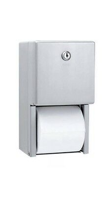 NEW Bobrick Classic Series Multi-Roll Toilet Tissue Dispenser #B-2888