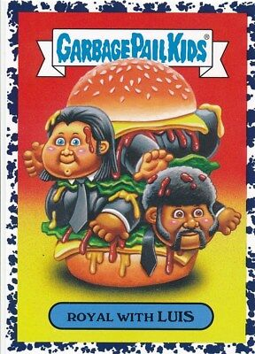 11A FORREST CHUMP 2019 Garbage Pail Kids Hate 90/'s FILMS GUMP