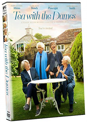 Tea With The Dames-Tea With The Dames Dvd New