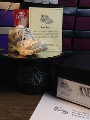 Just the Right Shoe by Raine!! signed by Raine! Raine Runner #25166