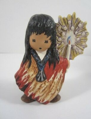 DeGrazia 1997 Goebel / Hummel Oh Holy Night 12th Annual Vintage Ornament
