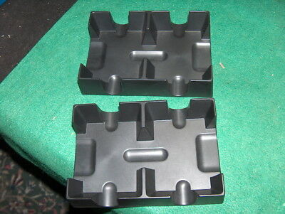 Playing Card Tray  double sided        (LOT OF TWO)             c15