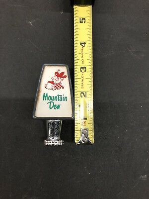 Vintage Mountain Dew Soda Tap Handle VERY RARE! FREE SHIPPING!
