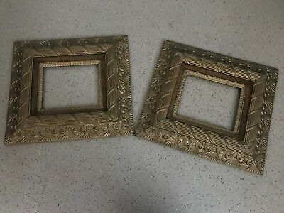 Pair of Antique Ornate Picture Frame Victorian/Edwardian era