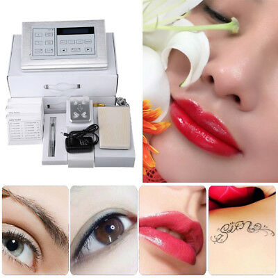 Permanent Nouveau Contour Augenbraue Rotary Tattoo Maschine Make-up Tattoo Kit