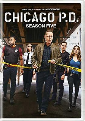 Chicago P.D.: complete Season 5 series fifth Five dvd new sealed + FREE TRACKING