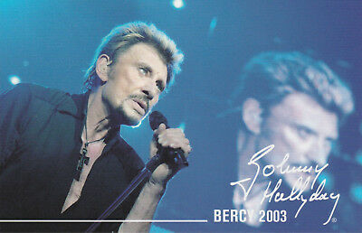 Carte  Postale  :  Johnny  Hallyday  N° 51