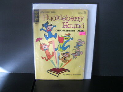 Vintage 1963 Huckleberry Hound (Dell/Gold Key) comic #19
