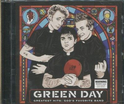 Green Day - Greatest Hits - Cd