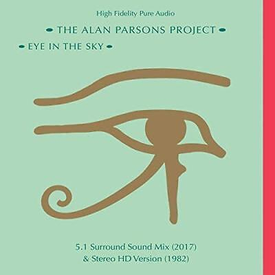 Parsons,alan-Eye In The Sky (35Th Anniversary) (Aniv) Ba New