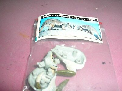 Yowie Yowies Series 5 Pearson Island Rock Wallaby  With Paper Intact