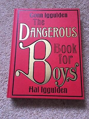 The Dangerous Book For Boys, Hardback, Full Size