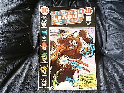 Justice League of America # 104 in very nice condition