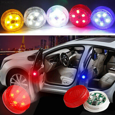 2B29 LED Flash Light Car Door Warning Light Automatic Strobe Safety Warning