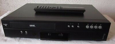 Loewe ViewVision 4006H VHS-Videorecorder mit Fernbed. / Stereo / Longplay
