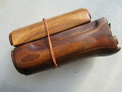 Russian, Soviet  AKSU AKS74U wood grip