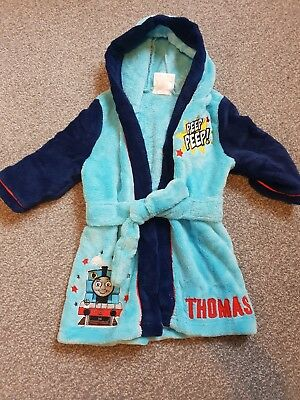 Boys 6-9 Months thomas Dressing Gown