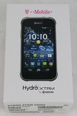 NEW SEALED T-Mobile Kyocera Hydro XTRM C6522 Dual Core 4GB Android 4 Smartphone