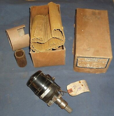 Unused Lucas DKH4A distributor, Morris Commercial to 48, adapt? (Morris 8/other)
