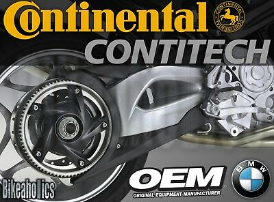 BMW F800 GT ABS ESA 2017 - 2018 OEM Drive Belt made by Continental