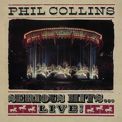 Phil Collins - Serious HitsLive! (Remastered) [CD]