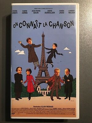 "VHS ""On connait la chanson"""