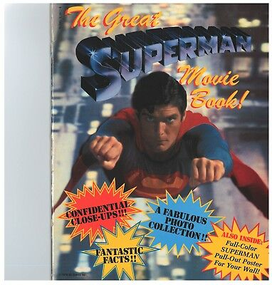 Superman Movie Book 1981