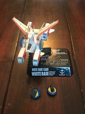 Cosmo Fleet Special Mobile Suit Gundam UC White Base Ship